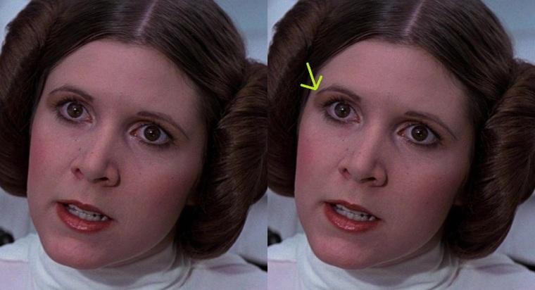 Leia Makeup 5.5