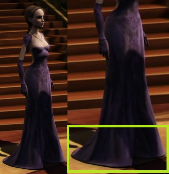 padme pd 2x4 floor length skirt