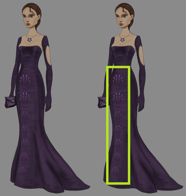 padme pd 2x4 dress desing